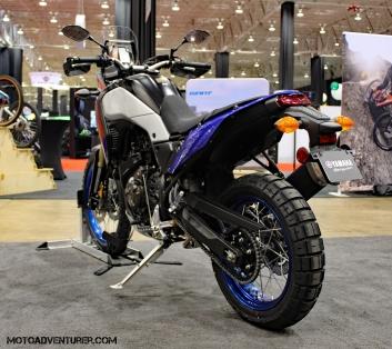 Yamaha Tenere 700 LR qtr MotoADVR