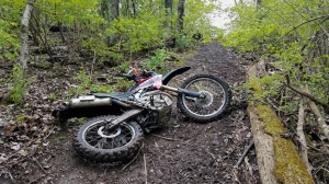 CRF250L Greasy Hill MotoADVR
