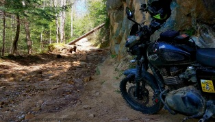 Fincastle Road Rock Climb MotoADVR