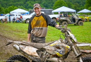 Husqvarna TE250 KXCR The Holler Bill DeVore