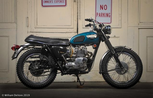 Bike#3 Chris Heck-1968 Triumph T100C