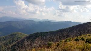 Wayah Bald Smoky Mountains MotoADVR