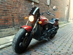 Indian Scout Sixty MotoADVR