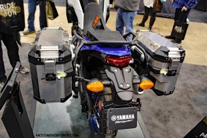 Yamaha Tenere 700 Panniers MotoADVR