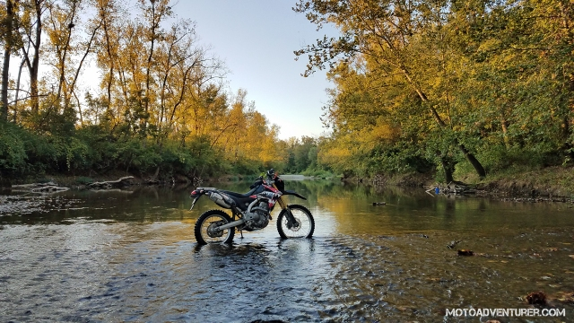 CRF250L Twin Creek MotoADVR