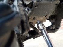 EVAP Delete Mounting Plate remove MotoADVR