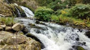 White Oak Creek Waterfall MotoADVR