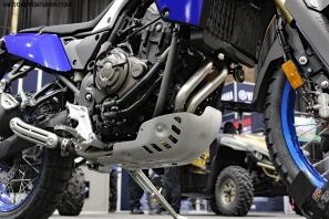 Yamaha Tenere 700 stock skid plate MotoADVR