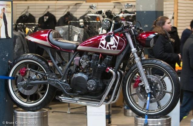 Bike #58 David Wagner, Jordan Schank, Shane Richardson, Tyler Bentley – 1978 Kawasaki KZ1000CSR