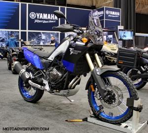 Yamaha Tenere 700 RF Qtr MotoADVR