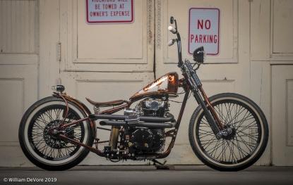 Bike #22 Adam Shriner – 1981 XS650 Yamaha Bobber
