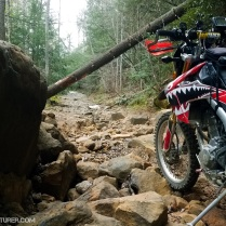 Fincastle Road CRF250L MotoADVR