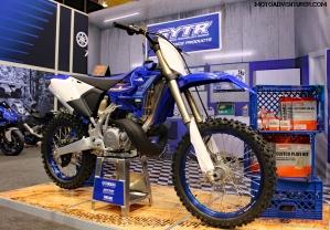 Yamaha YZ250 MotoADVR