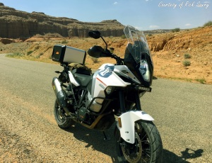 KTM 1290 Adventure right front Rick Sowry