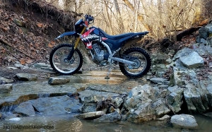 CRF250L Rocky Creek MotoADVR