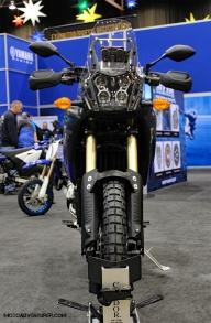 Yamaha Tenere 700 front MotoADVR
