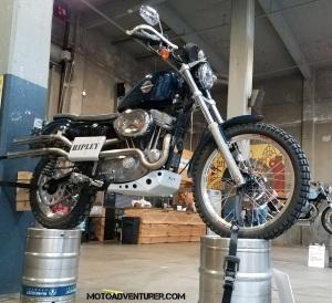 Ripley the Dirtster Kegs MotoADVR