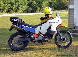 KTM 990 ADV MotoADVR